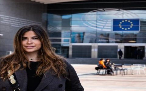 Da Perugia alle istituzioni europee, la giovane funzionaria: «Il mio lavoro tra leggi e un po di nostalgia»